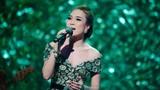 Mỹ Tâm hát trong lễ trao giải Âm nhạc Cống hiến sau nhiều lần vắng mặt