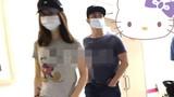 Đến bệnh viện với chồng, Lâm Tâm Như dính nghi vấn mang thai lần 2