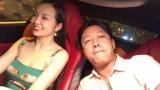 Tuấn Hưng nhậu say được vợ lái siêu xe đưa về tận nhà