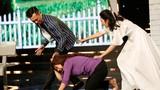 Kiều Trinh tái hiện cảnh bị chồng bạo hành, đuổi con gái ra khỏi nhà