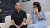 Nguyệt Hằng bật khóc kể lại sóng gió hôn nhân với Anh Tuấn