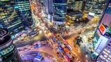 Tận mắt sự sang chảnh gây choáng ở quận giàu bậc nhất Seoul