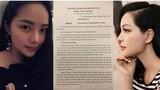 Bị report đơn phản tố Ngọc Thúy, Phan Như Thảo bức xúc