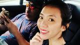 """Sau trận cãi nhau, Tiến Luật tuyên bố """"mãi yêu em"""" với Thu Trang"""