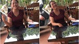 Mẹ chồng giáo huấn con trai, rửa bát giúp con dâu gây sốt
