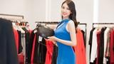 Thùy Tiên tất bật thử đồ trước ngày thi Miss International 2018