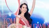 Huỳnh Vy bất ngờ đăng quang Miss Tourism Queen Worldwide 2018