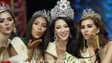 Khán giả nức lòng với chiến thắng của Hoa hậu Trái đất Phương Khánh