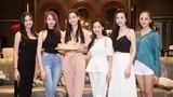 Hoa hậu Lương Thùy Linh đón sinh nhật tuổi 19 bên dàn mỹ nhân