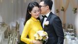 BTV Thu Hà diện áo dài đẹp dịu dàng trong lễ vu quy