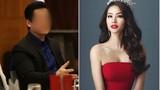 Thông tin hiếm về bạn trai Phạm Hương: Đã một đời vợ, hai con