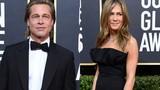 Brad Pitt, Jennifer Aniston rạng rỡ trên thảm đỏ Quả cầu vàng
