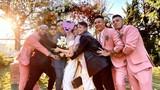 """Khách mời """"quậy banh nóc"""" ở đám cưới Tóc Tiên - Hoàng Touliver"""
