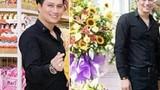 Diễn viên Việt Anh lộ thân hình phát tướng, bụng tròn xoe