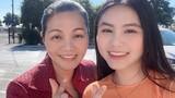 Con gái nghệ sĩ cải lương Ngọc Huyền xinh ngỡ ngàng ở tuổi 16