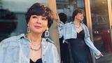MC Diễm Quỳnh diện váy gợi cảm, đẹp bất chấp ở tuổi U50