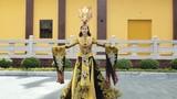 Thái Thị Hoa thắng phần thi Quốc phục tại Miss Earth 2020