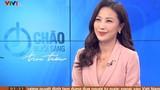 """BTV Quỳnh Hoa """"thời tiết"""" bất ngờ dẫn thời sự Chào buổi sáng VTV"""