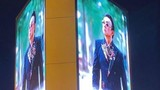 Nghệ sĩ Chí Tài được tri ân trên biển quảng cáo ở TP.HCM