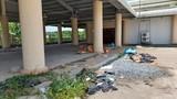 Chợ đầu mối xây 12,6 tỷ bỏ hoang, tốn 3 triệu/tháng canh giữ