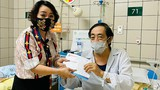 Nghệ sĩ Giang Còi bệnh nặng, thổ tả ra máu phải nhập viện