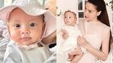 Con gái 7 tháng tuổi xinh và điệu của Hồ Ngọc Hà - Kim Lý