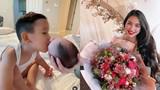 Phạm Hương khoe một góc diện mạo nhóc tỳ thứ 2 mới sinh