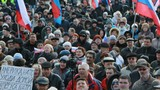 Ukraine bắt đầu mạnh tay với người biểu tình?
