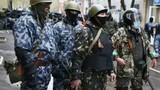 Ukraine tiến hành chiến dịch tổng lực chống khủng bố