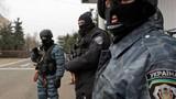 Chính phủ Ukraine chiêu mộ 12.000 lính đối phó người biểu tình