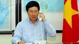 Mỹ mời Bộ trưởng Ngoại giao Việt Nam sang bàn chuyện Biển Đông