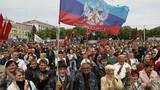 Donetsk và Lugansk hợp nhất trước bầu cử Ukraine