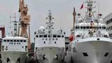 Trung Quốc tăng cường tàu chấp pháp độc chiếm đại dương