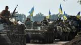 Quân đội Ukraine bao vây Lugansk