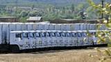 Nóng: 70 xe tải nhân đạo Nga vượt biên giới Ukraine