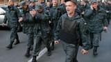 Binh sĩ Ukraine biểu tình rầm rộ đòi xuất ngũ