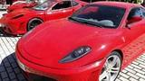 """Làm """"nhái"""" siêu xe Ferrari, giá bằng 1/5 xe xịn"""