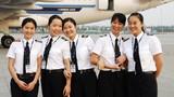 Ngắm các nữ phi công cực kỳ xinh đẹp