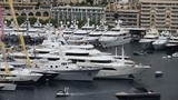 Tỷ phú rủ nhau ngắm siêu du thuyền ở Monaco