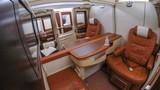 Dịch vụ xa xỉ trong khoang hạng nhất Singapore Airlines (1)