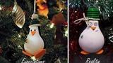 Các đồ vật trang trí Noel tự chế ấn tượng