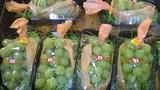 Những giống nho nhập ngoại gây sốt thị trường Việt