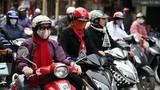 Không khí lạnh tăng cường, Hà Nội giảm 7 độ