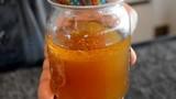 Công thức làm siro trị ho với gừng mật ong và giấm táo