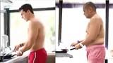 Video: Chết cười xem so sánh chồng mình với chồng người khi vào bếp