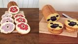 Những chiếc bánh mì tuyệt đẹp, bất cứ đứa trẻ nào cũng thích mê