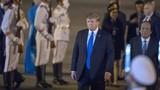 Video: Tổng thống Mỹ Donald Trump nói gì khi vừa tới Hà Nội?