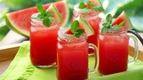 Những món đồ uống ngon lành chữa say nắng hiệu quả tức thì