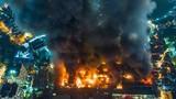 Ngoài thủy ngân, những hóa chất nào trong vụ cháy Rạng Đông có thể gây độc?