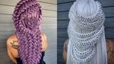 """Những kiểu tóc tết đẹp """"mê hồn"""" của nhà tạo mẫu tóc trẻ người Mỹ"""